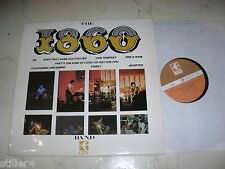 THE 1860 BAND Same *NEW ZEALAND ROCK BAND ORIGINAL LP 1978*ODE LABEL*NM