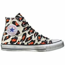 CONVERSE ALL STAR CHUCKS EU 39 UK 6 LEOPARD 70s LIMITED EDITION FIRST STRING NEU
