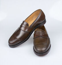 NIB C&J forRALPH LAUREN ENGLAND Marlow Cordovan Penny Loafers Shoes 8.5 $1200