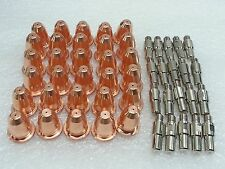 50 x Trafimet S45 Plasma Pipe Tip Set PD0116,PR0110 95136 97994 91814 *US SHIP