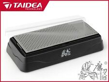 Taidea 360/600 Grit Diamond Sharpening Stone / Double-Sided
