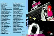 Classic All Time Hits 100 Music Videos 2 DVDs Set  Pop 80's 90's