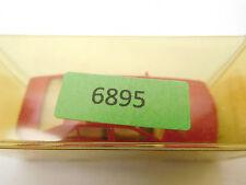 eso-6895 Wiking 1:87 Mercedes 500 SEL rot mit minimale Gebrauchsspuren