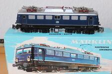 Märklin Spur H0 3039 Elektrische Güterzuglok BR E10 238 der DB in OVP