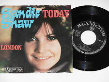 "SANDIE SHAW -Today- 7"" 45"