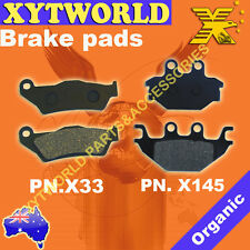 FRONT REAR Brake Pads for Yamaha YZF-R 125 2008-2013