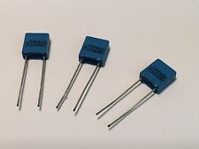 0.33uF 100V METAL FILM CAPACITOR (X5)                          fbe4a6