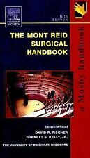 The Mont Reid Surgical Handbook, , Acceptable Book