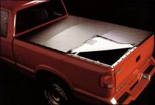 Tonneau Cover-Luxxus/Lund. Rail Mount-Snap Style Ford F150 Stepside 1992 1996 6'