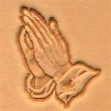 8331 Praying Hands Craftool 3-D Stamp Tandy Leather 88331-00