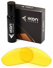 Polarized IKON Replacement Lenses For Oakley Twenty XX 2000 Sunglasses HD Yellow
