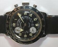 A Vintage Chronograph Lucerne Sport Gents wrist watch wristwatch Not Working