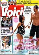 VOICI N°1392 11 JUILLET 2014  JENIFER&NEUVIC/ DIAZ/ EMMANUEL-PHILIBERT/ CLOONEY
