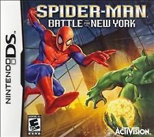 Spider-Man: Battle for New York - Nintendo DS by Activision Inc.