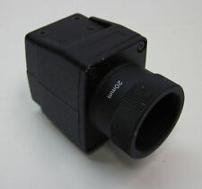 UNKNOWN MINIATURE CCD CAMERA w/ 20mm EXTENSION TUBE