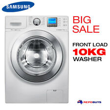 Samsung Wf1104xac 10kg Front Load Washing Machine Bubble Wash Washer Warranty
