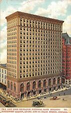 BR45369 The New Corn exchange national bank Building chicago usa