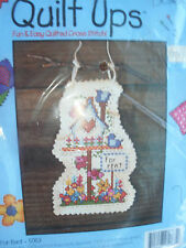 CROSS STITCH KIT QUILT UPS FOR RENT HOUSE