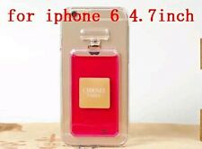 FUNDA BOTELLA DE PERFUME 3D PARA IPHONE 6 6S