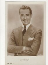 John Gilbert Actor Vintage RP Postcard 486a