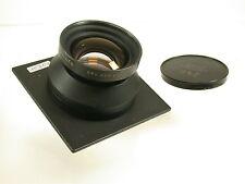 SCHNEIDER Symmar S 5,6/240 240 240mm F5,6 MC DB Platine lens board Sinar /15