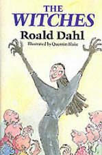 The Witches by Roald Dahl (Hardback, 1983)