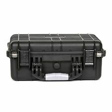 "16"" Weatherproof Hard Case For Gun DSLR Camera MAVIC Drone W/ Pelican 1450 Foam"