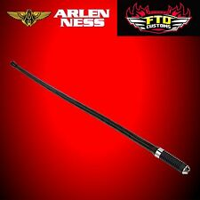 Arlen Ness OEM Replacement Whip Antenna for most Harley Motorcycles 60-121