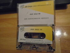 RARE Just Hold Me DEMO CASSETTE TAPE pop UNRELEASED SBK Songs publishing '90s !
