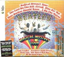 THE BEATLES MAGICAL MYSTERY TOUR CD NEW 2009 REMASTERED