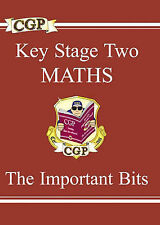 KS2 Maths : The Important Bits : (Study Books) Very Good Book