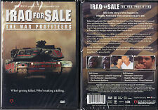 Iraq for Sale: The War Profiteers (2006, DVD)