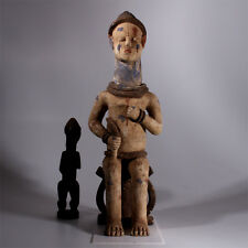 9144 Top Igbo Ikenga terracotta figure Ton Clay Nigeria