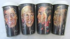 VTG Lot (4) Edwards Mahovlich Unger Connelly 1971 VOLPE CUP DETROIT RED WINGS