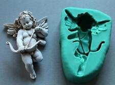 Silicone Mould 3D CUPID Sugarcraft Cake Decorating Fondant / fimo mold