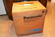 Vintage Panasonic NOS SE 2510 AM FM  Stereo Turntable Cassette Player Boxed