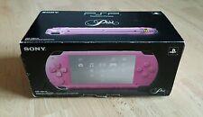 Console Psp Pink éditon limitée complete full  + jeu sega : alien soldier ....