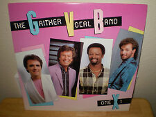"""THE GAITHER VOCAL BAND...""""ONE X 1""""...""""MICHAEL ENGLISH""""......OOP HTF GOSPEL ALBUM"""