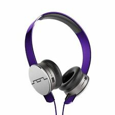 Sol Republic Tracks HD V10 Headphones BLACK and SILVER NEW