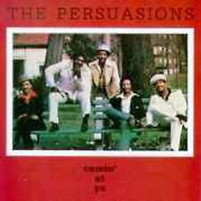 Comin' at Ya The Persuasions Audio CD