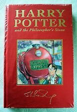HARRY POTTER and the PHILOSOPHERS STONE UK DELUXE EDITION. NEW.