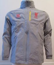 New  Liverpool Warrior training rain jacket for boys size SB