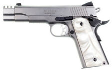 1911 Pearl Grips Remington Colt & Clones Full size White Mother of Pearl Best A1
