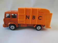 Corgi Leyland NBC Refuse Sanitation Garbage Trash Truck - Gt Britain RARE MINTY