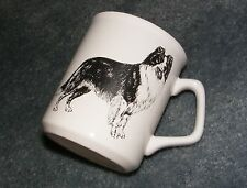 Border Collie Dog Sketch Design Coffee Mug - MUST L@@K -NEW- choice of 4 designs