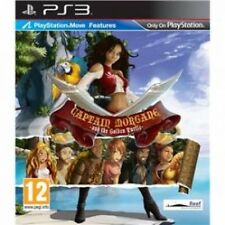 Captain Morgane and the Golden Turtle Game PS3 Brand New