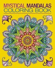 Chartwell Adult Coloring Book.: Mystical Mandalas - Over 100 Geometric Designs