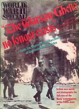 """World War II Special (1973) """"THE WARSAW GHETTO NO LONGER EXISTS"""" British"""