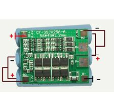 3S 12V 25A Balance Li-ion Lithium Battery 18650 Charger Battery Protection Board