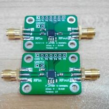 1pc 144MHz ultra low noise RF amplifier with low noise LNA